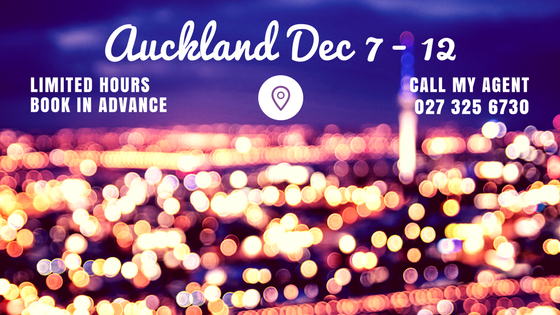 Auckland Tour Dec